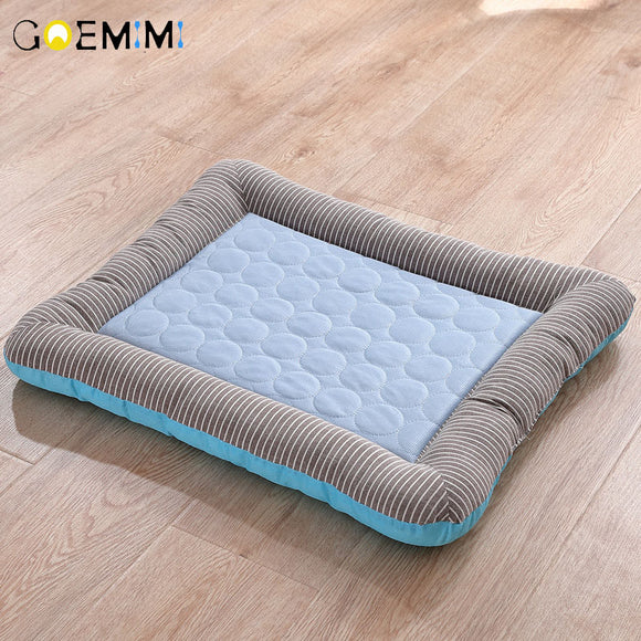 Summer Cooling Pet Dog Mat