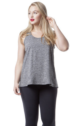 Easy Tank - Heather