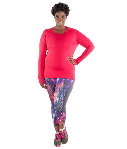 Rush Hour Capri Tights