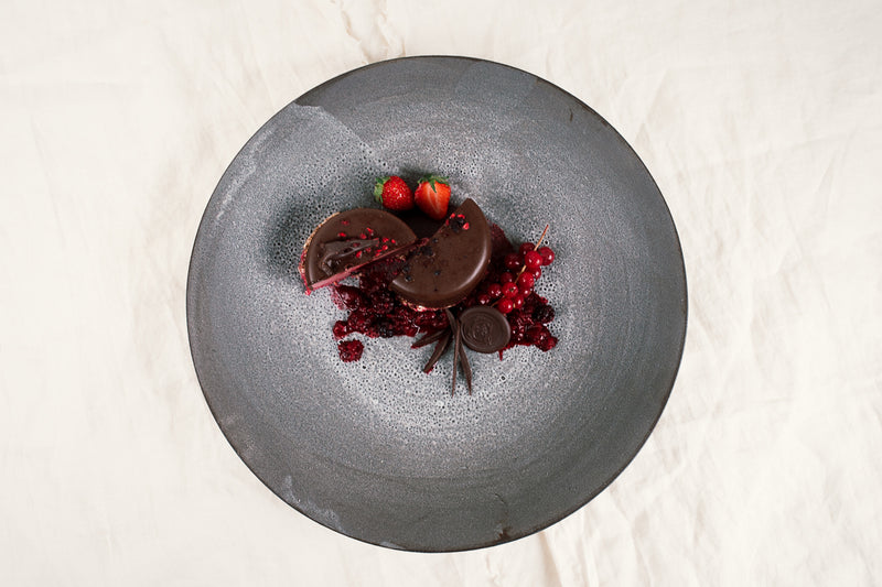 "Signature Dessert ""Smoked Cherry"""