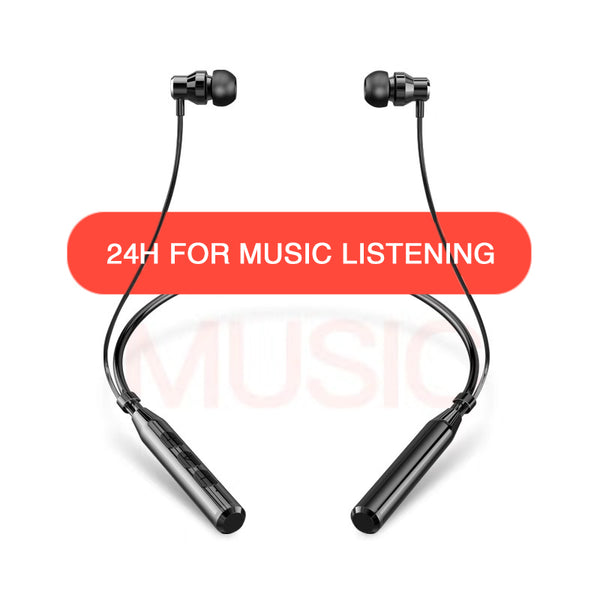 M3 Creative Bluetooth Headset Neck Hanging Sports headset 5.0