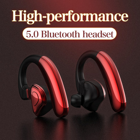 Q9S Wireless Bluetooth 5.0 Headphones Ear-hanging Sports Wireless In-Ear Headphones