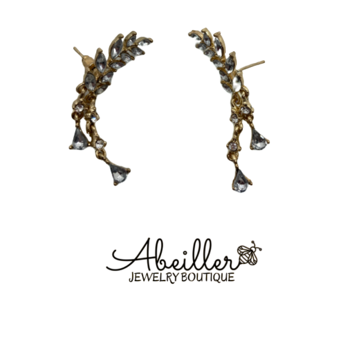 Bedazzled Earrings - Abeiller