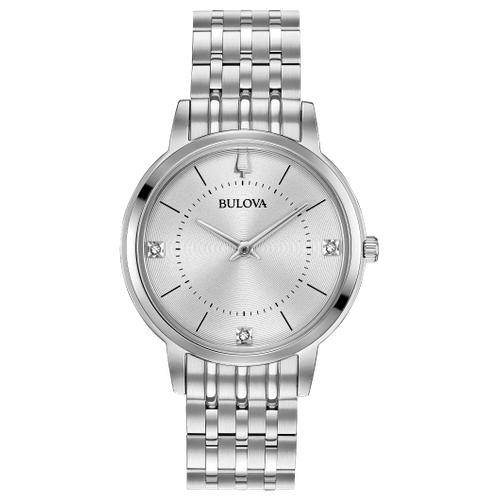 96P183 WOMEN'S CLASSIC DIAMOND WATCH