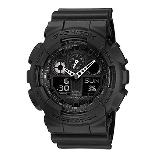Casio G-shock - GA100-1A1