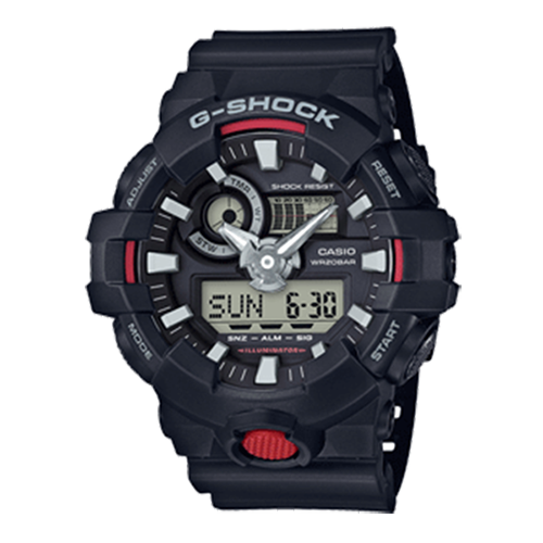 Casio G-shock - GA700-1A