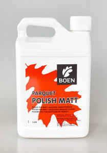BOEN Polish Matt for Live Matt Lacquered Floor