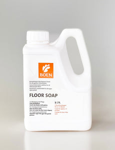 BOEN Floor Soap for Live Natural Oiled Floor