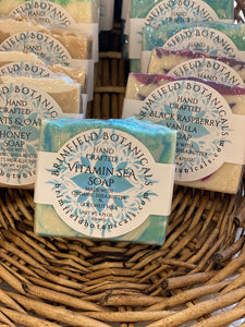 Brimfield Botanicals Soap - Various scents available