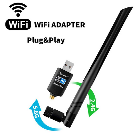 9. Wi-Fi USB Adapter