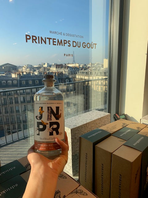 A l'occasion du Dry January, JNPR arrive au Printemps à Paris!