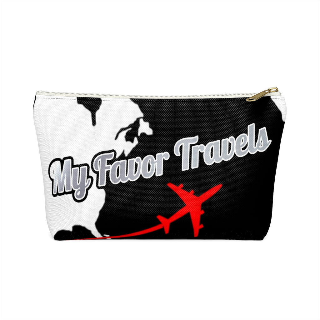 Favor Accessory Pouch w T-bottom