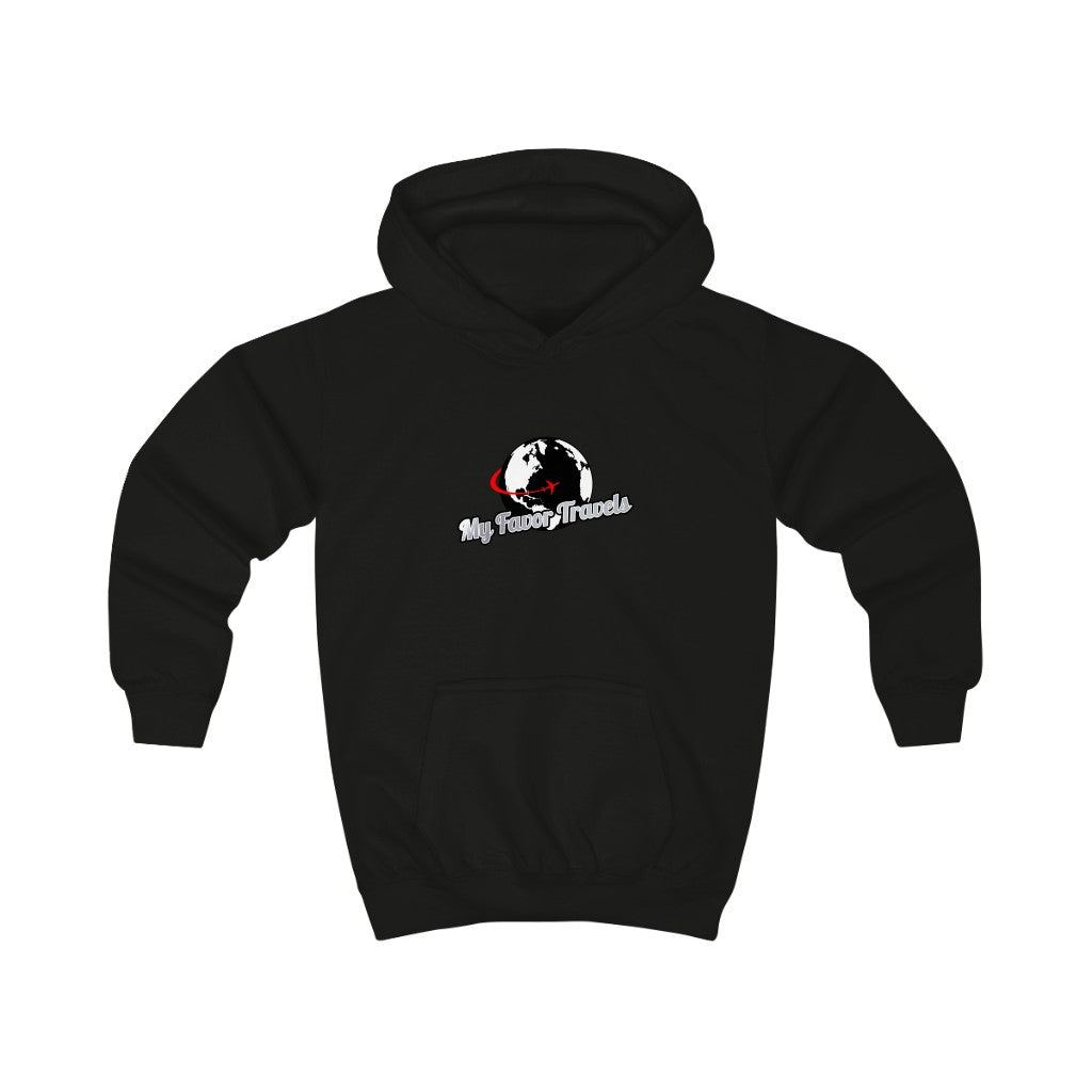My Favor Travels Kids Hoodie / 11 Colors