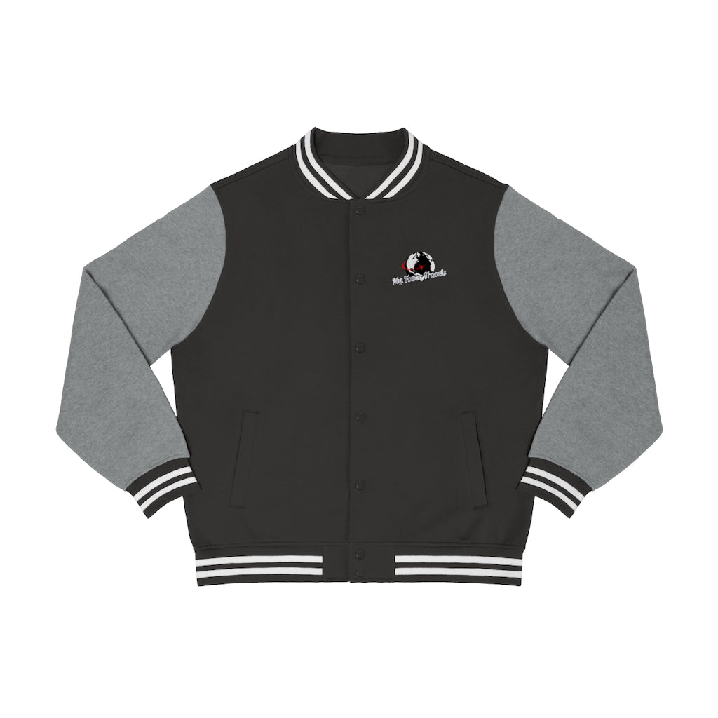 Men's My Favor Travels Varsity Jacket