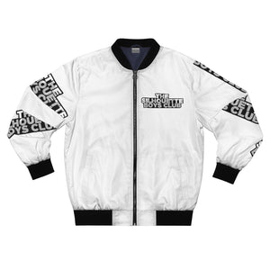 Silhouette Boys Club Bomber Jacket