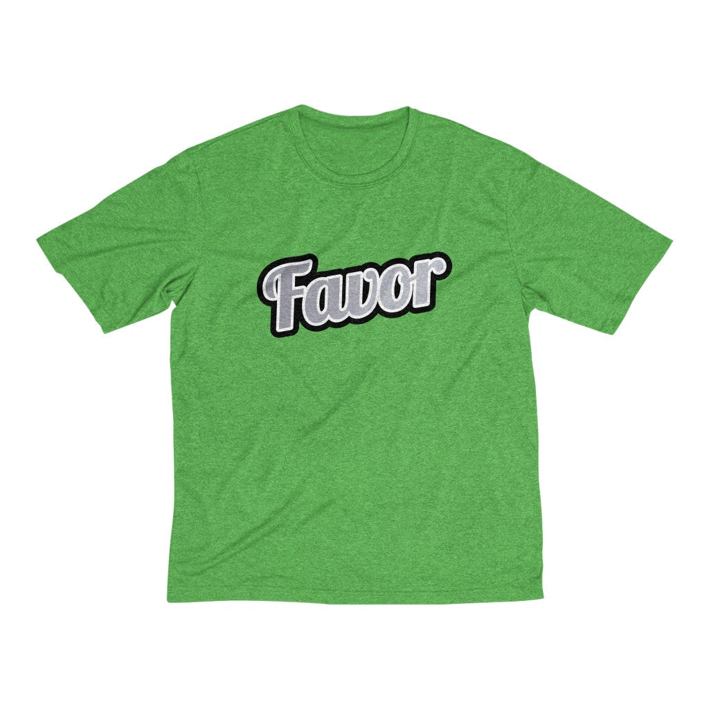 Men's Favor Heather Dri-Fit Tee / 10 Colors