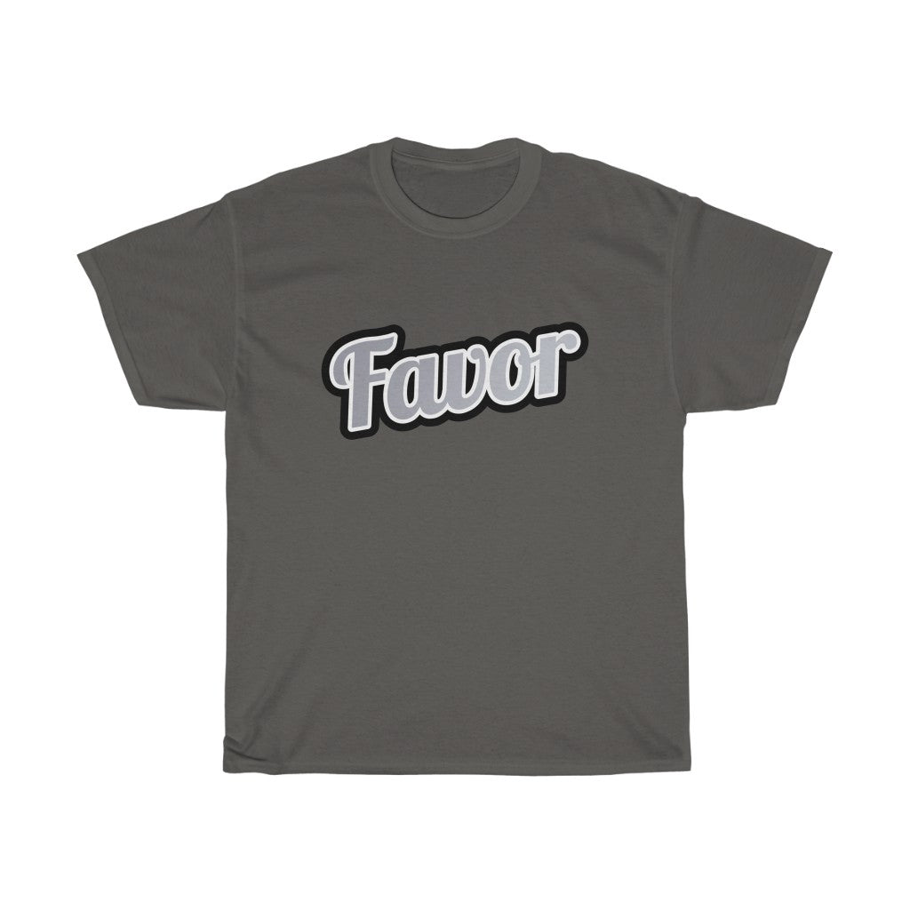 Unisex Favor Heavy Cotton Tee
