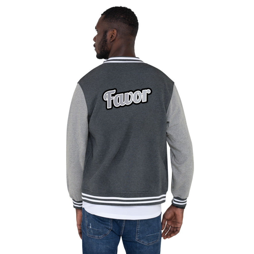 Men's Favor Letterman Jacket