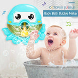 Bubble Maker With Music! Enjoy Bath Time