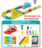 Automatic Domino Train For Kids - BabyShines