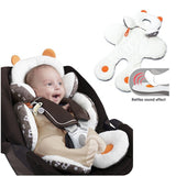 Car Seat For Infant Toddler Head Body Support