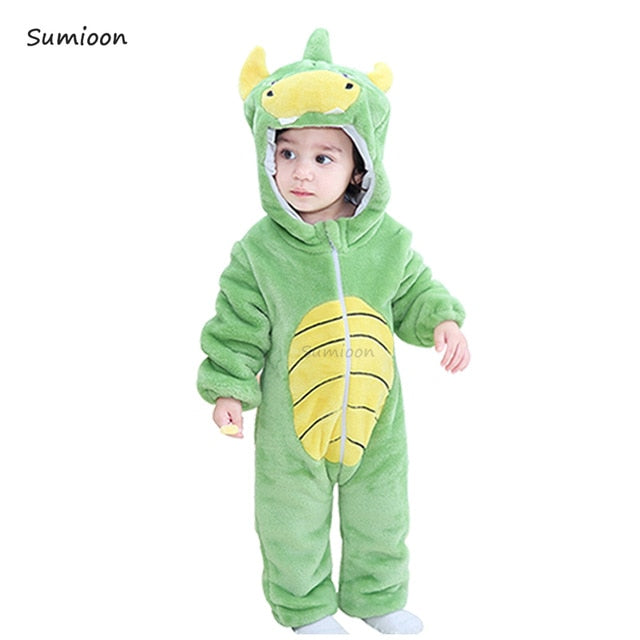 Newborn Romper Baby Boys Girls Jumpsuit