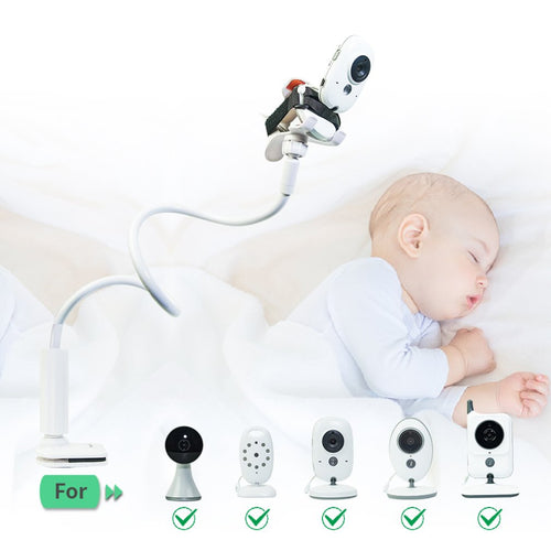 Adjustable Multifunctional Universal Camera Holder Stand for Baby Monitoring