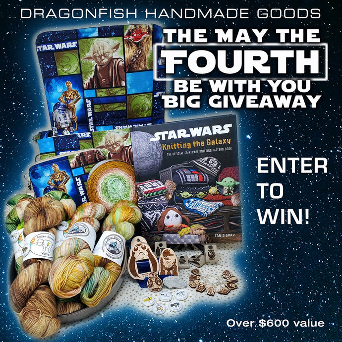 "The ""May The Fourth Be With You"" Big Giveaway Prize Pack Details"