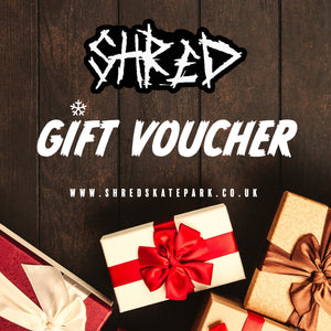SHRED GIFT CARD
