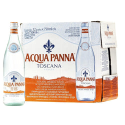 Water - Aqua Panna, Case (12x750ml)