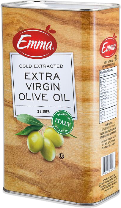 Oil - Extra Virgin Olive Oil (3L)