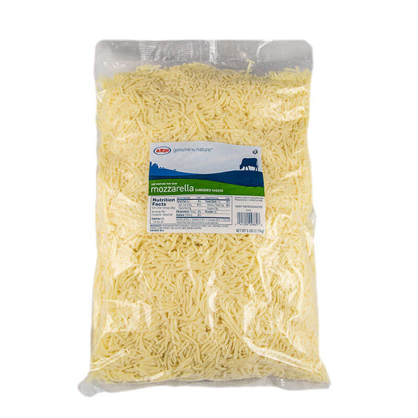 Cheese, Mozzarella, Shred, 2KG