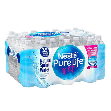 Water - Nestle Pure Life, Case (35x500ml)