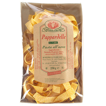 Pasta, Pappardelle, 250g