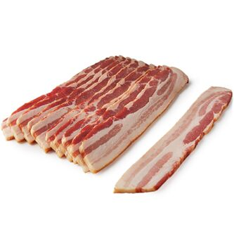Bacon, Thick-Cut (1KG)