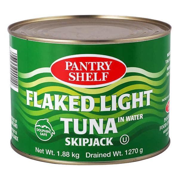 Tuna, Light Flaked, 1.88KG