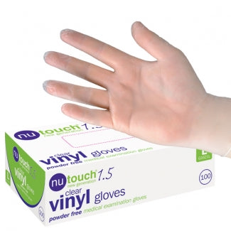 Gloves, Vinyl (100 pack)