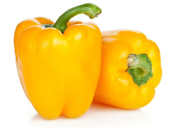 Peppers, Yellow - 3 Pieces
