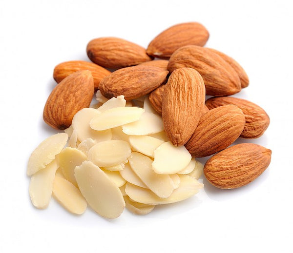 Almonds, Sliced, 1LB