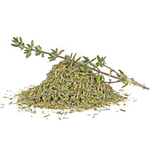 Thyme, Whole, Rubbed, 500g