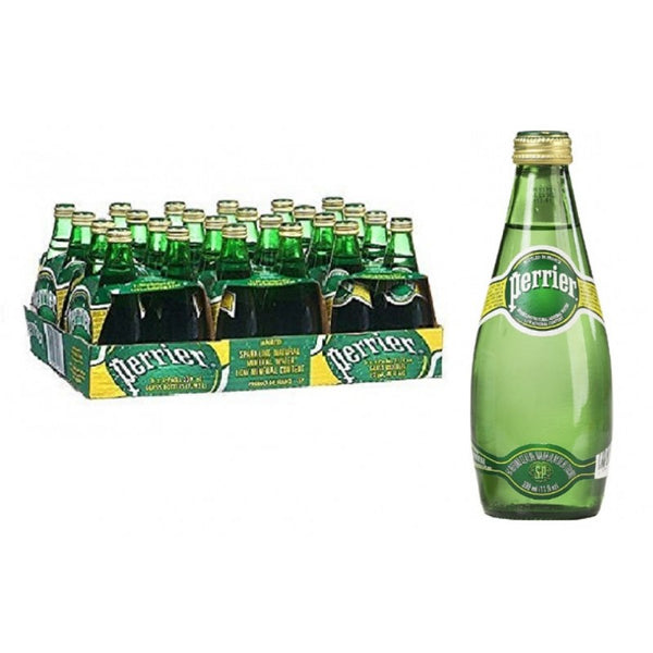 Water (Mineral) - Perrier, Case (24x330ml)