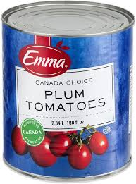 Tomatoes (Canned), Whole Peeled