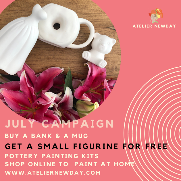 July Campaign for Young Artists