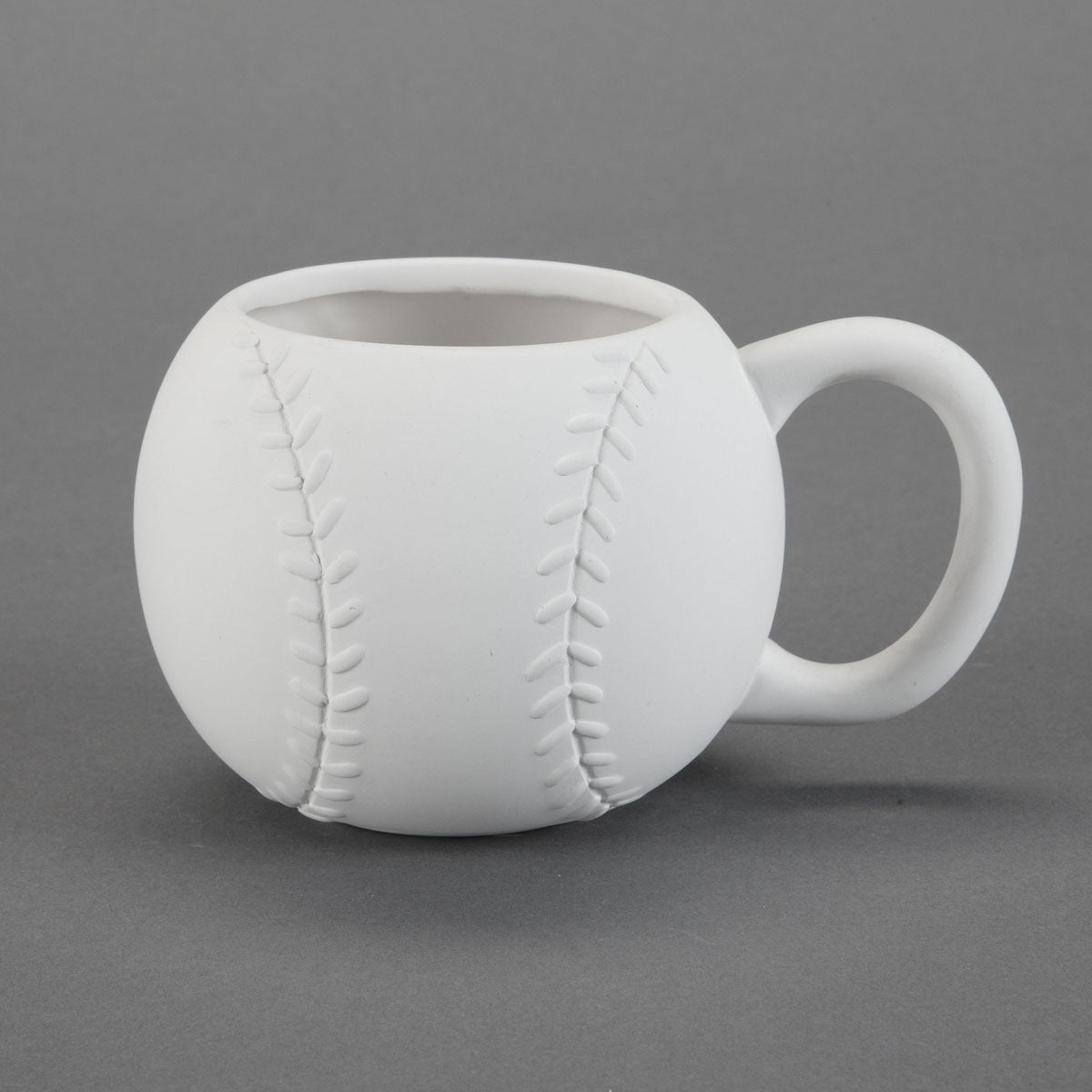 Baseball Cup Bisque