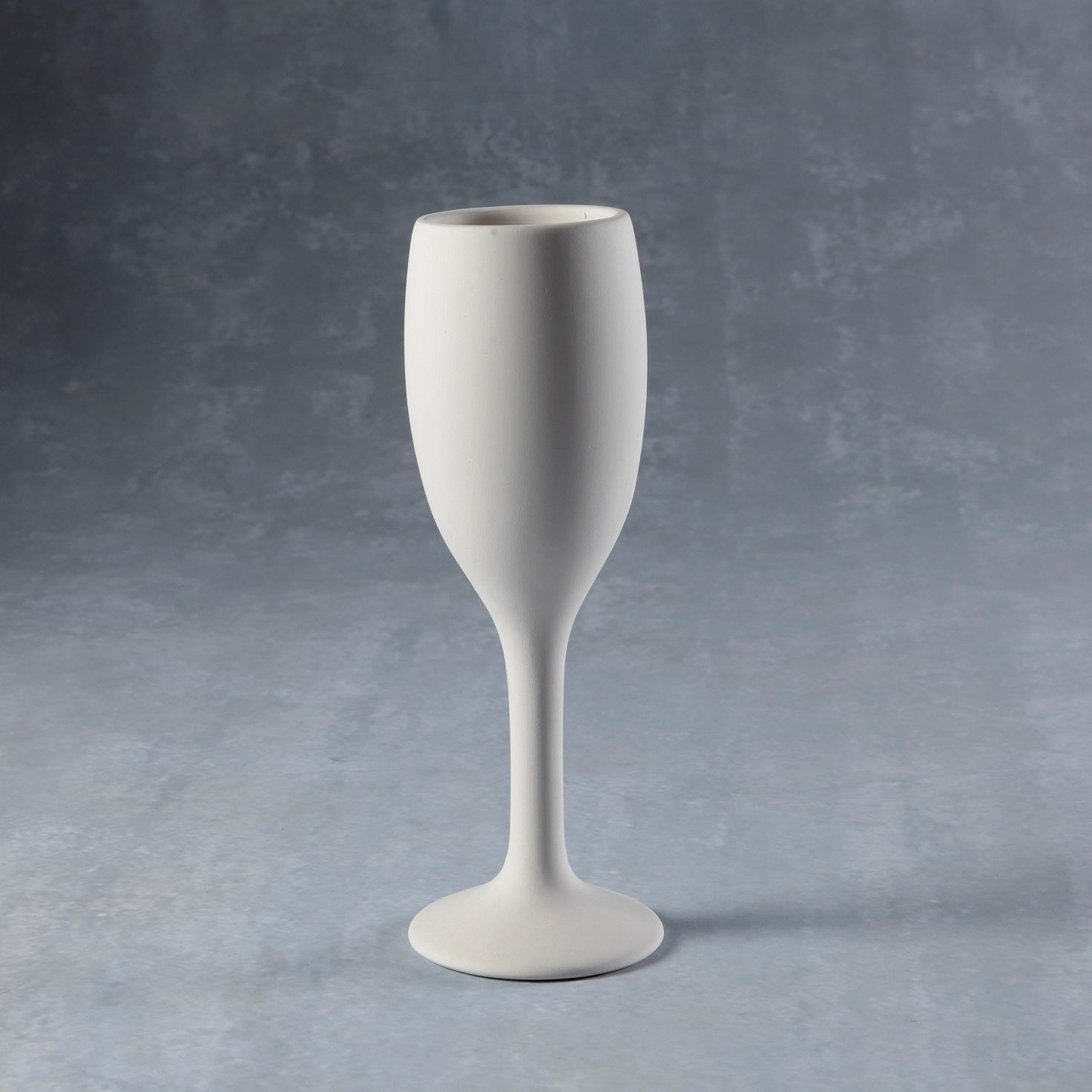 Champagne Flute Bisque