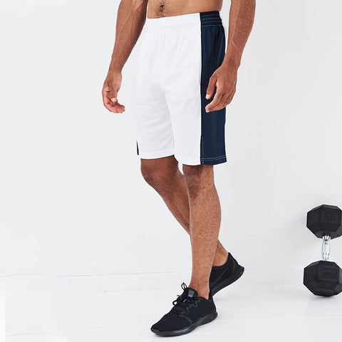 JC089 AWDis Cool Panel Shorts