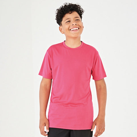 JC20J AWDis Kids Cool Smooth T