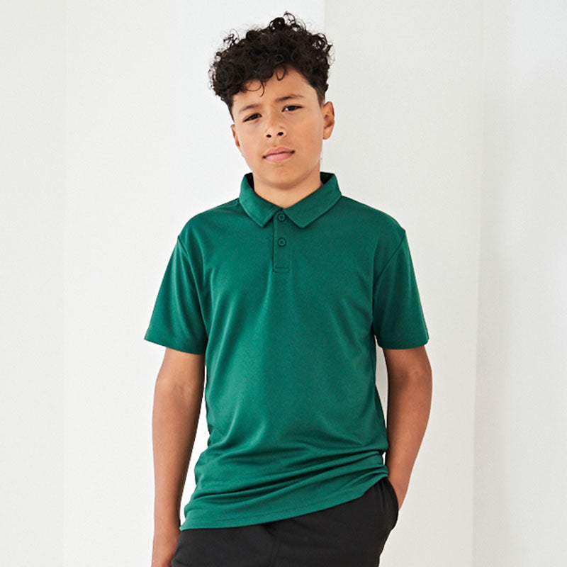 JC40J AWDis  Kids Cool Polo