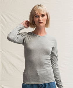 JT02F AWDis Women's Triblend T Long Sleeve