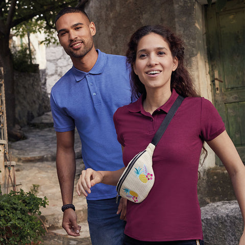 SS212 Fruit of the Loom Women's 65/35 Polo